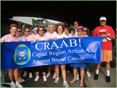 CRAAB at Coleman Race for the Cure
